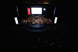 Gaziantep'te Limak Filarmoni Orkestrası fırtınası!