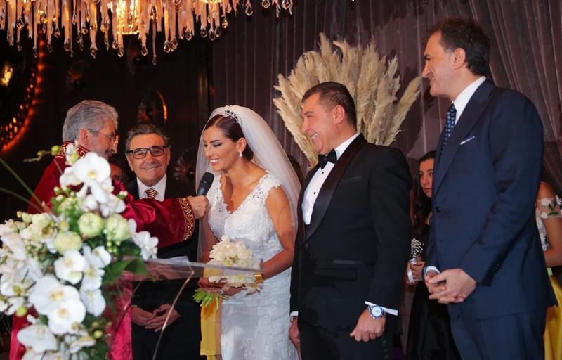 Hande Fırat'ın düğününü kim yaptı? İşte düğünün tüm merak edilenleri