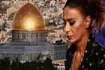 Sosyal medya bunu konuşuyor! Yıldız Tilbe'den olay 'Kudüs' paylaşımı!