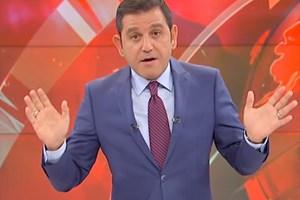 Fatih Portakal'dan canlı yayında şok istek!