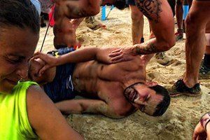 Survivor 2017'de şok sakatlık