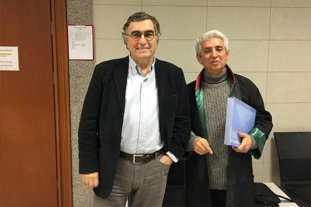 Gazeteci Hasan Cemal'e hapis cezası!