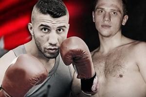 Milli boksöre ünlülerden büyük destek!