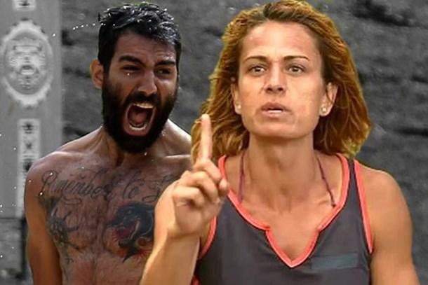 Survivor'da Eser'e ceza mı geliyor?