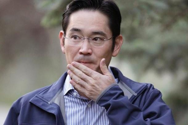 Dünya devine büyük şok! Samsung'un veliahtı tutuklandı!