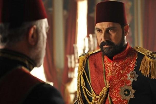 Payitaht Abdülhamid dizisi kadrosuna yeni oyuncu!