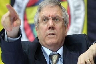 Aziz Yıldırım'dan olay sözler: Hidayet Karaca benden Fenerbahçe stadyumunu istedi!