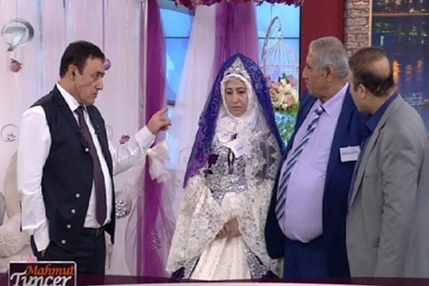 Evlilik programına katılan gelin dolandırıcı çıktı!