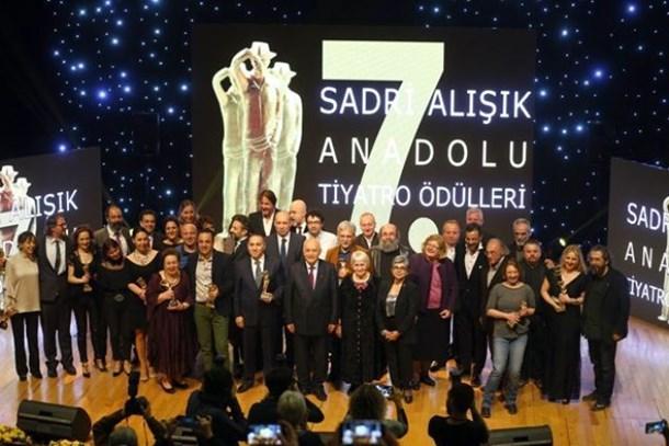 7. Sadri Alışık Ödülleri sahiplerini buldu