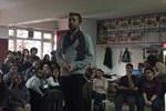 İrfan Değirmenci'den okuluna ziyaret
