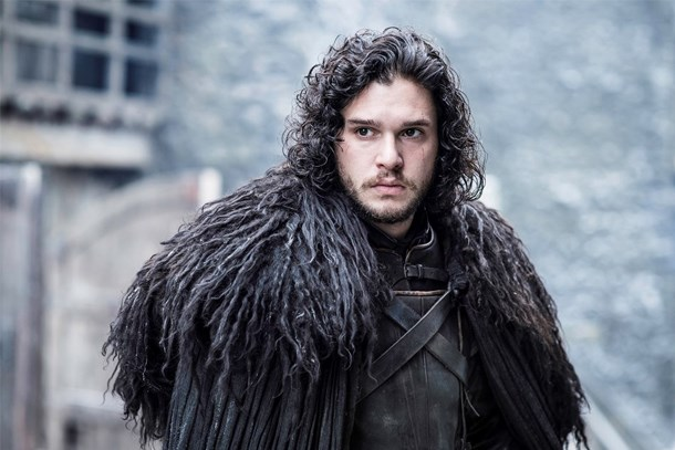 Game of Thrones'un Jon Snow'undan yeni dizi!