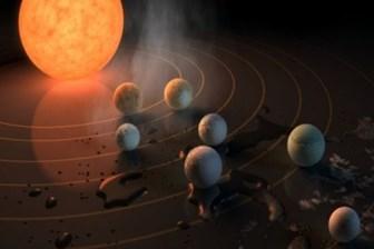 NASA'dan tarihi açıklama: 3'ü yaşanılabilir, 7 gezegen keşfedildi!