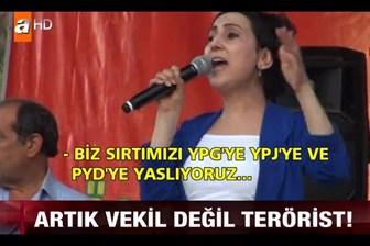 HDP'den atv hakkında suç duyurusu!