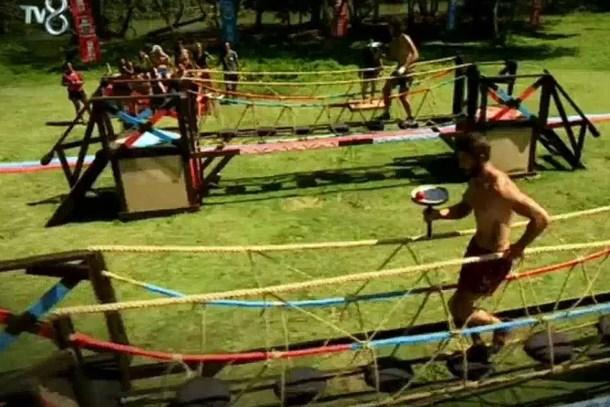 Survivor 2017'de ceza oyununu hangi takım kazandı?