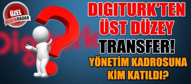 Digiturk'ten üst düzey transfer! Yönetim kadrosuna kim katıldı? (Medyaradar/Özel)
