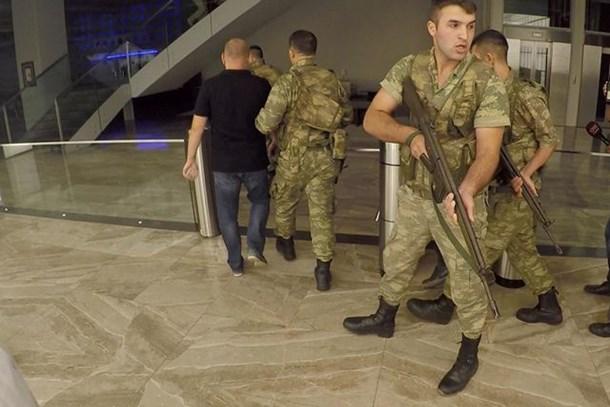 Doğan Medya'ya baskın yapan darbeci asker: Erdoğan'ı dinledim, emirlere uymadım