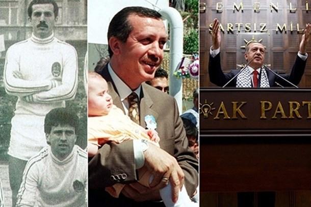 Dostlarından Erdoğan'a doğum günü filmi: Asla yalnız yürümeyeceksin!