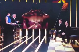 Cem Yılmaz'dan 'Hayırlı Oscarlar' dileği