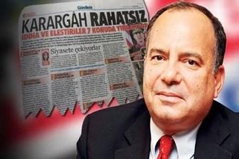 Hürriyet'te 'Karargah Rahatsız' depremi! Sedat Ergin görevinden alındı!