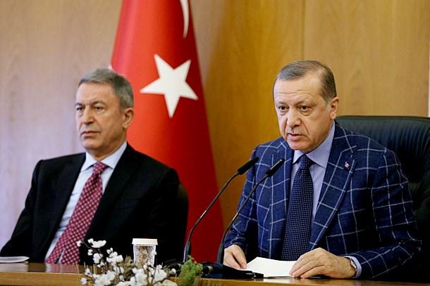 Hürriyet, Erdoğan'ın 'Karargâh rahatsız' haberiyle ilgili açıklamalarını nasıl gördü?