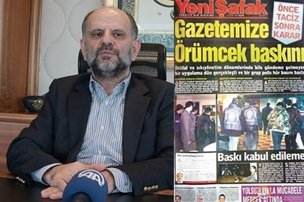 Albayrak Medya İcra Kurulu Başkanı: Erdoğan aleyhine ifade vermeyince işkence yaptılar