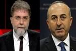 Ahmet Hakan'dan Mevlüt Çavuşoğlu'na: Nasıl oldu da profili düşük tutmayı başardı?