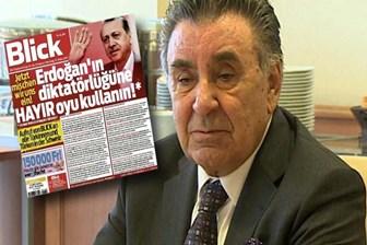 Bomba iddia! O manşeti atan gazetenin ortağı Aydın Doğan çıktı!