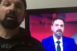 Erhan Çelik'e Erdoğan sesiyle övgü