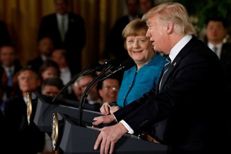Merkel Trump görüşmesine 'Playboy' dergisiyle hazırlandı