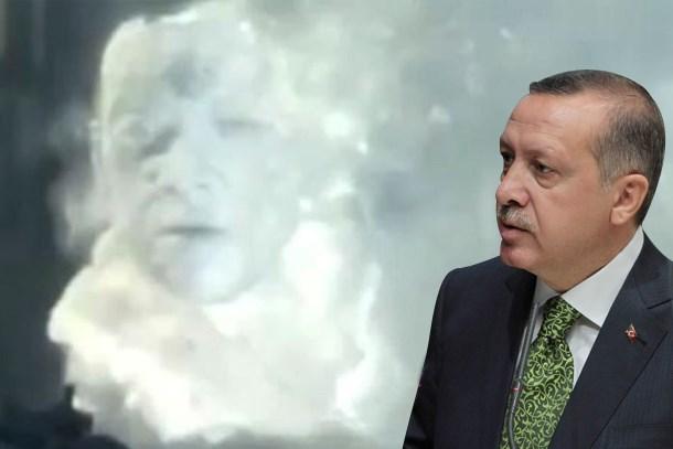 Spectral filminde olay görüntü! O 'düşman' karakteri Erdoğan mı?