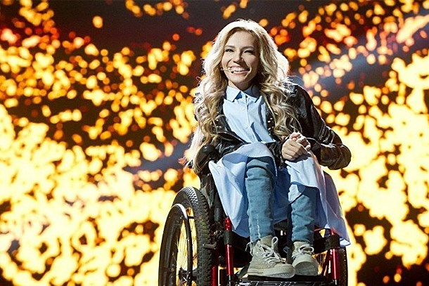 Rus şarkıcıya Eurovision yasağı!