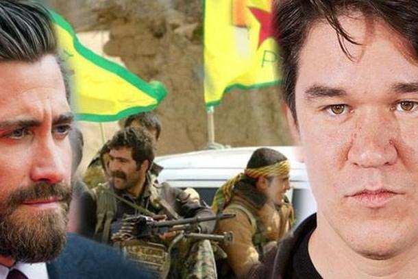 Hollywood'dan terör örgütü YPG'ye film! Başrolünde ünlü yıldız oynayacak!
