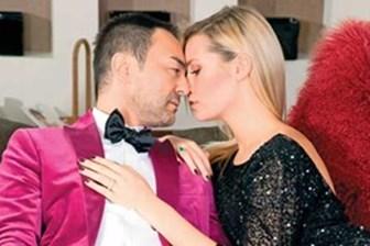Serdar Ortaç o iddiaya cevap verdi! Eşi hamile mi?