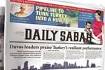Sabah Okur Temsilcisi gazete ve gazetecileri düzeltti: İngilizce okuyamadıkları için...
