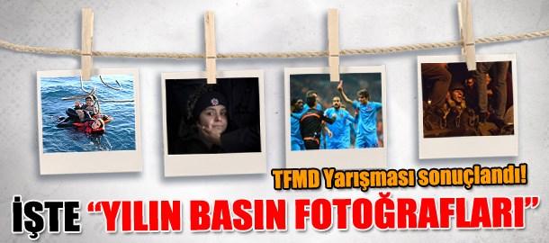 """TFMD Yarışması sonuçlandı! İşte """"Yılın Basın Fotoğrafları"""""""