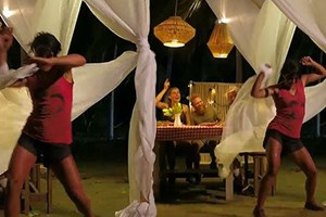 Sabriye'nin dans şovu Survivor'a damgasını vurdu!