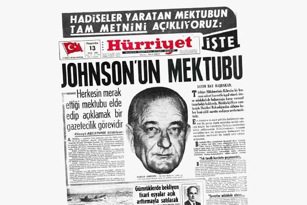 50 yıllık sır ortaya çıktı! O mektubu Hürriyet'e kim sızdırmıştı?