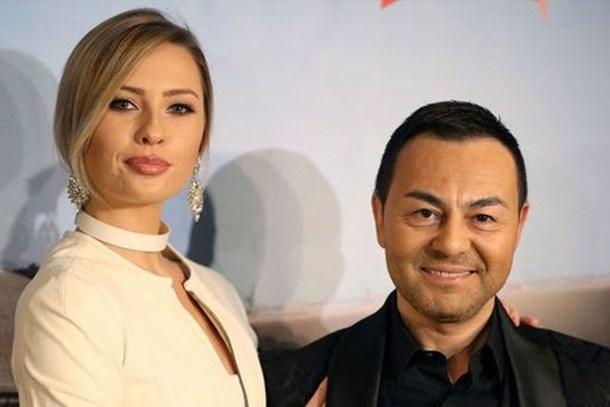 Serdar Ortaç'tan ünlü isme tepki: Çek ellerini, dokunma lan karıma!