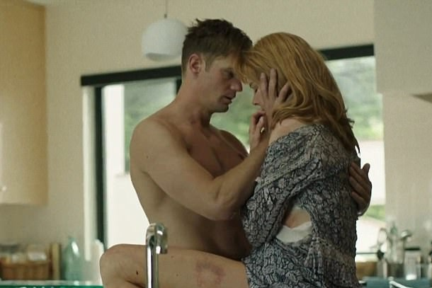 Nicole Kidman'ın şiddet gördüğü sahneler eşini çıldırttı!