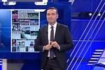 NTV Spor spikerinin zor anları!