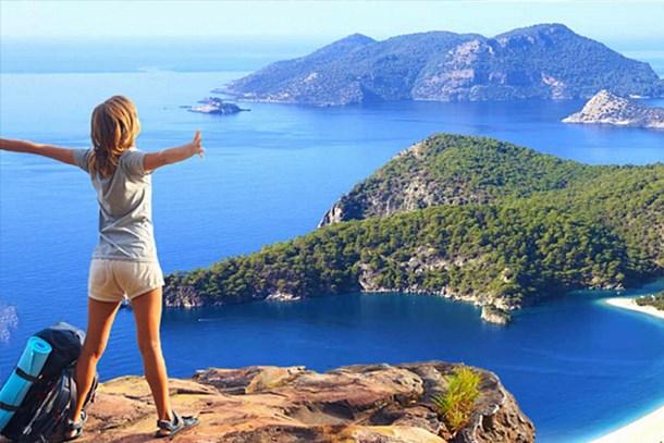 Doğayla baş başa keyifli tatiller için Fethiye ve Dalyan