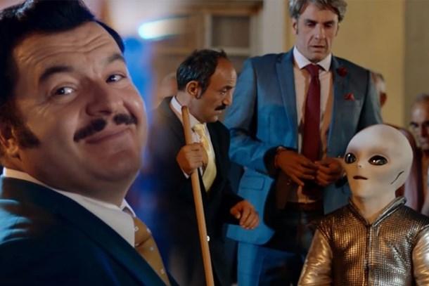 Çağlar Çorumlu ve Büşra Pekin başrolde! Kolonya Cumhuriyeti'nden ilk teaser!