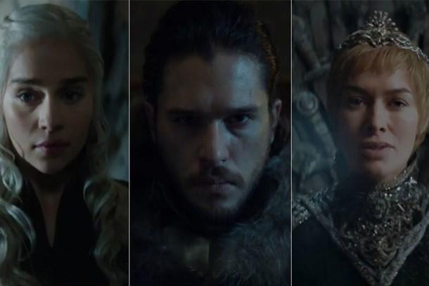 Game of Thrones'un 7. sezon fragmanı yayınlandı!