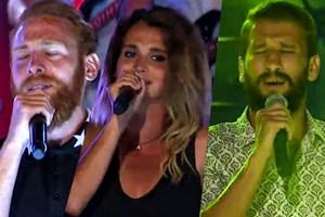 Şarkı yarışmasını kim kazandı?