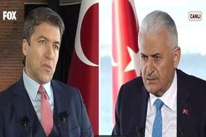 Başbakan ile Küçükkaya arasında Davutoğlu tartışması
