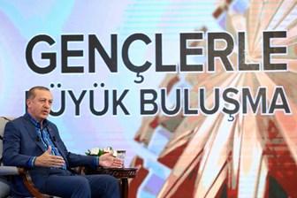 Cumhurbaşkanı Erdoğan gençlerle buluştu, reyting tablosu karıştı!