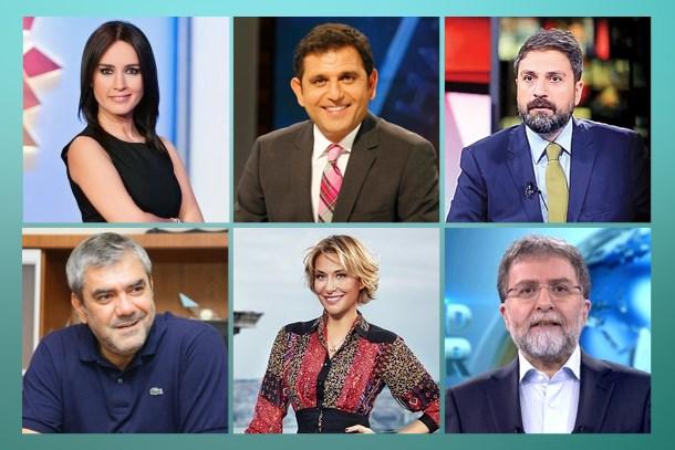 En beğenilen haber spikeri kim? En beğenilen köşe yazarları kimler oldu?