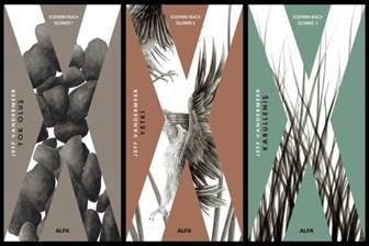 Ödüllere doymayan üçleme şimdi Türk okuruyla buluşuyor!