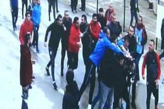 Emre Belözoğlu ve arkadaşları gazetecilere saldırdı