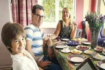 Kadri Gürsel'in 10 yaşındaki oğlu: Anne, babamı hiç bırakmayacaklar mı?